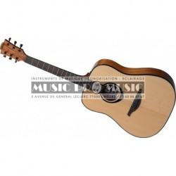 Lag TL66D - Guitare Folk gaucher