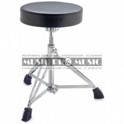 Music Pro Music DT010-SI - Siège de batterie à vis
