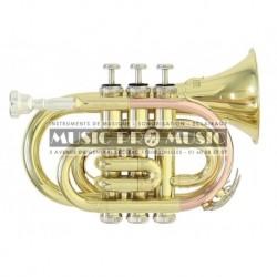 Roy Benson RB701000 - Trompette de poche PT-101
