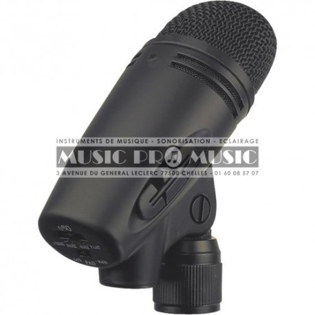 CAD Audio E60 - Micro cardioide à condensateur