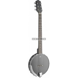 Stagg BJW-OPEN6 - Banjo 6 cordes ouvert