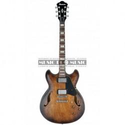 Ibanez ASV10A-TCL - Guitare demi caisse vintage