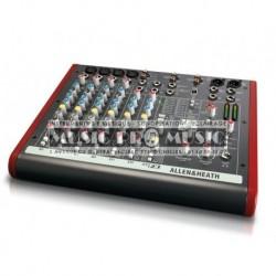 Allen & Heath ZED-10FX - Table de mixage 10 voies avec effets