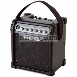 Line6 MICROSPIDER - Ampli guitare portable 6w avec tuner et modélisations série SPIDER