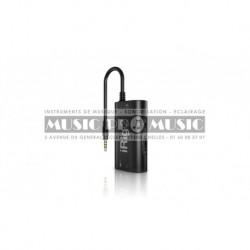 IK Multimedia IRIG-2 - Micro guitare électrique pour Ipad et Iphone