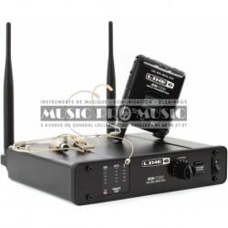 Line6 XDV55HS - Micro serre tête numérique sans fil
