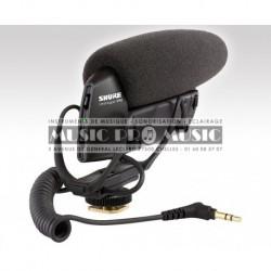 Shure VP83 - Micro Broadcast pour caméra