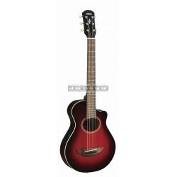 Yamaha APXT2-DRB - Guitare électro-acoustique de voyage 3/4 finition dark