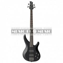 Yamaha TRBX304-BL - Basse électrique noire avec égalisation active