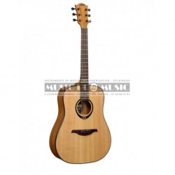 Lag T80D - Guitare folk avec table massive