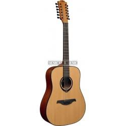 Lag T66D12 - Guitare folk 12 cordes