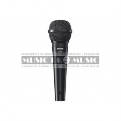 Shure SV200A - Micro chant cardioide dynamique avec câble XLR vers Jack