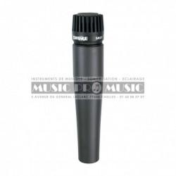 Shure SM57-LCE - Micro instrument cardioide dynamique