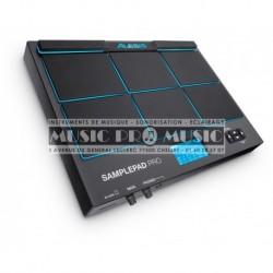 Alesis SAMPLEPAD-PRO - 8 Pads électroniques avec sampler sur carte SD