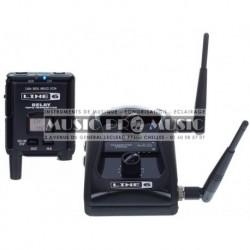 Line6 RELAYG50 - Système sans-fil numérique 2.4GHz pour guitare