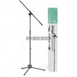 Stagg MIS-1022BK - Pied de micro avec perche