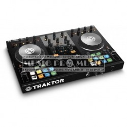 Native Instruments KONTROL-S2-MKII - Controleur 2 voies USB pour deejay