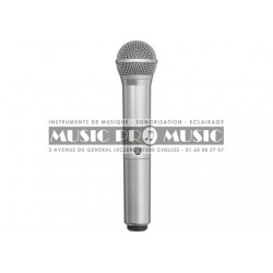 Shure WA712-SIL - Coque PG58 Argent