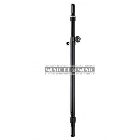 K&M 21366B - Barre de couplage enceinte caisson avec système Ringlock