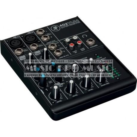 Mackie 402-VLZ4 - Table de mixage 6 canaux