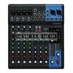 Yamaha MG10XU - Table de mixage 10 canaux avec effets spx