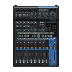 Yamaha CMG12XU - Table de mixage 12 canaux avec effets spx