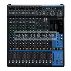 Yamaha MG16XU - Table de mixage 16 canaux avec effets spx