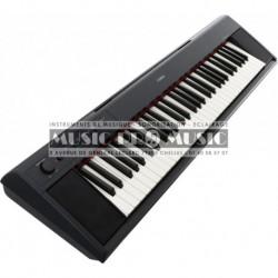 Yamaha NP11 - Piano numérique portable noir 61 notes