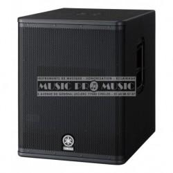 """Yamaha DXS15 - Caisson de basse actif 15"""" 950w"""