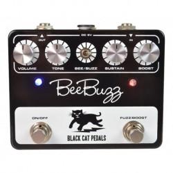 Black Cat Pedals BCBEE - Pédale d'effet fuzz Bee Buzz