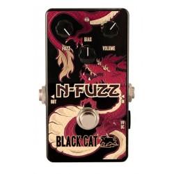 Black Cat Pedals BCNFU - Pédale d'effet fuzz N-Fuzz