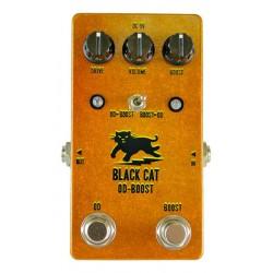 Black Cat Pedals BCODB - Pédale d'effet overdrive OD-Boost