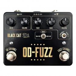 Black Cat Pedals BCOFD - Pédale d'effet fuzz OD-Fuzz