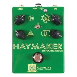 Caroline Guitar Company CARHAY - Pédale d'effet overdrive Haymaker
