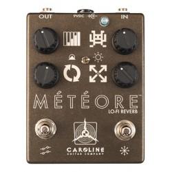 Caroline Guitar Company CARMET - Pédale d'effet reverb Météore