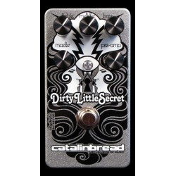 Catalinbread CATDIRT - Pédale d'effet overdrive Dirty Little Secret mkIII