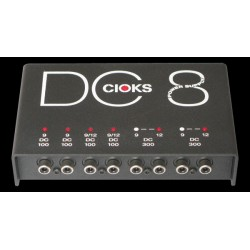 Cioks CKDC8 - Alimentation multi-sorties DC8 + 11 Flex