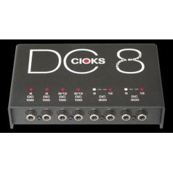 Cioks CKDC8 - Alimentation multi-sorties DC8 + 11 Flex