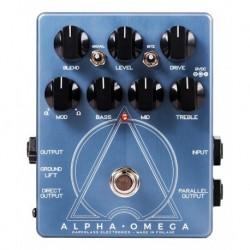 Darkglass Electronics DAALP - Pédale d'overdrive pour basse Alpha Omega