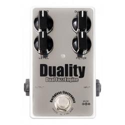 Darkglass Electronics DADUA - Pédale de fuzz pour basse Duality
