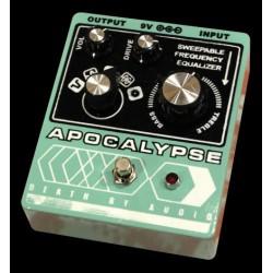Death By Audio DBAAPO - Pédale d'effet fuzz Apocalypse