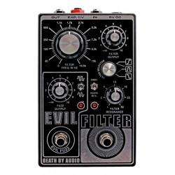 Death By Audio DBAEVI - Pédale d'effet filtre Evil Filter