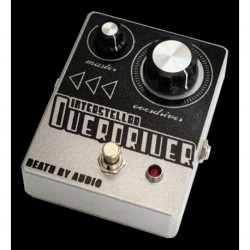 Death By Audio DBAINTER - Pédale d'effet overdrive Interstellar Overdriver