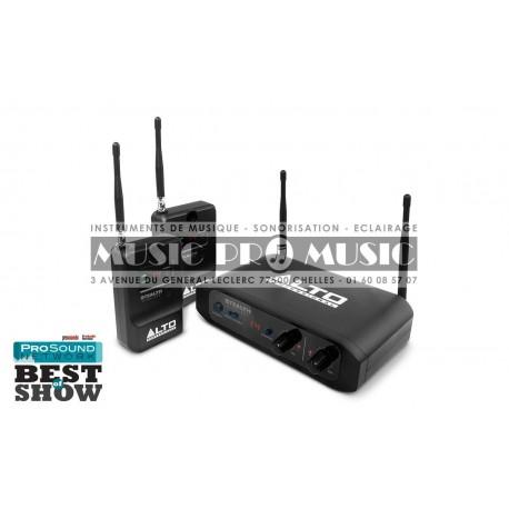 Alto Professional STEALTH-WL - Systeme UHF sans fil pour enceintes