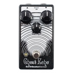 EarthQuaker Devices EQDGHO3 - Pédale d'effet reverb Ghost Echo v3