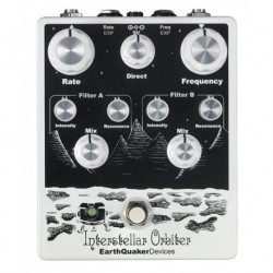 EarthQuaker Devices EQDINT - Pédale d'effet filtre Interstellar Orbiter