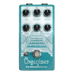 EarthQuaker Devices EQDORG2 - Pédale d'effet octaver Organizer v2