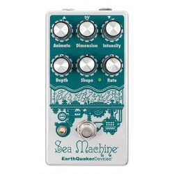 EarthQuaker Devices EQDSEA3 - Pédale d'effet chorus Sea Machine v3