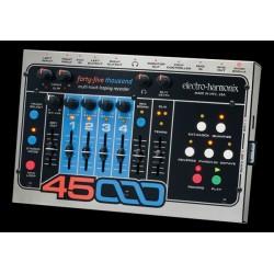 Electro-Harmonix EHX45 - Pédale d'effet looper 45000 Multi-Track Looper