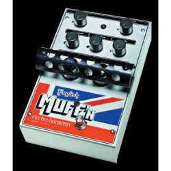 Electro-Harmonix EHXENGL - Pédale d'effet overdrive English Muff'N